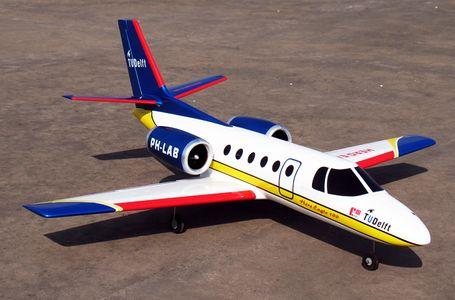 Модели реактивных самолетов из
