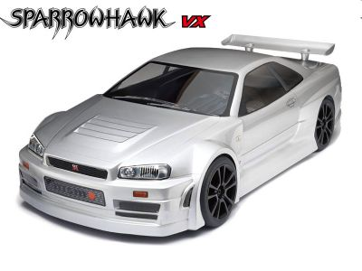 .SPARROWHAWK  VX  NISMO Z-TUNE (электро 1:10)